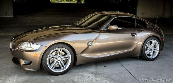 Sepang Bronze Metallic 2007 Bmw Z4m Coupe Bmw Z4 Bmw