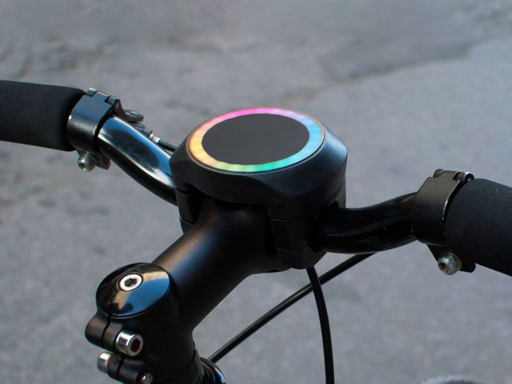 SmartHalo transforme votre vélo en vélo intelligent