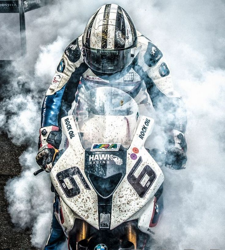 Smoke gets in my eyes - Joey Dunlop