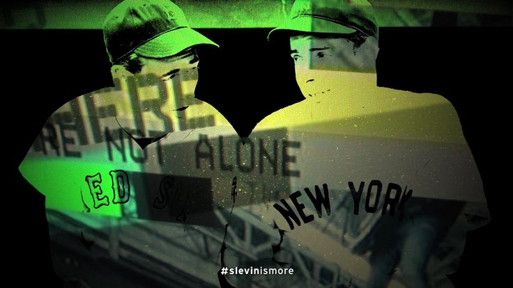 Joe DiMaggio - Concept design by Slevin www.slevin.it #slevinismore