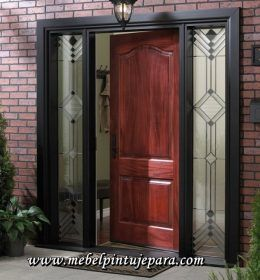 Elegant Exterior Paint Colors With Red Brick Ideas  Captivating Exterior Paint Colors With Red Brick Hanging Lighting Planter Pot Wooden Entry Door : impression doors kota - pezcame.com