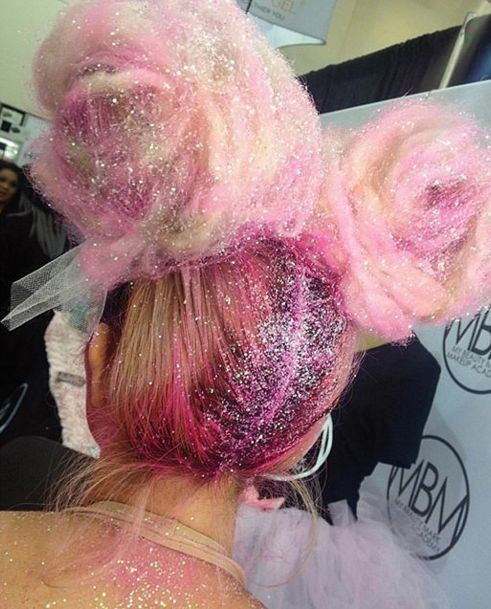awesome awesome Cotton Candy Hair...... by www.dana-hairstyl...... by http://www.danazhaircuts.xyz/scene-hair/awesome-cotton-candy-hair-by-www-dana-hairstyl/