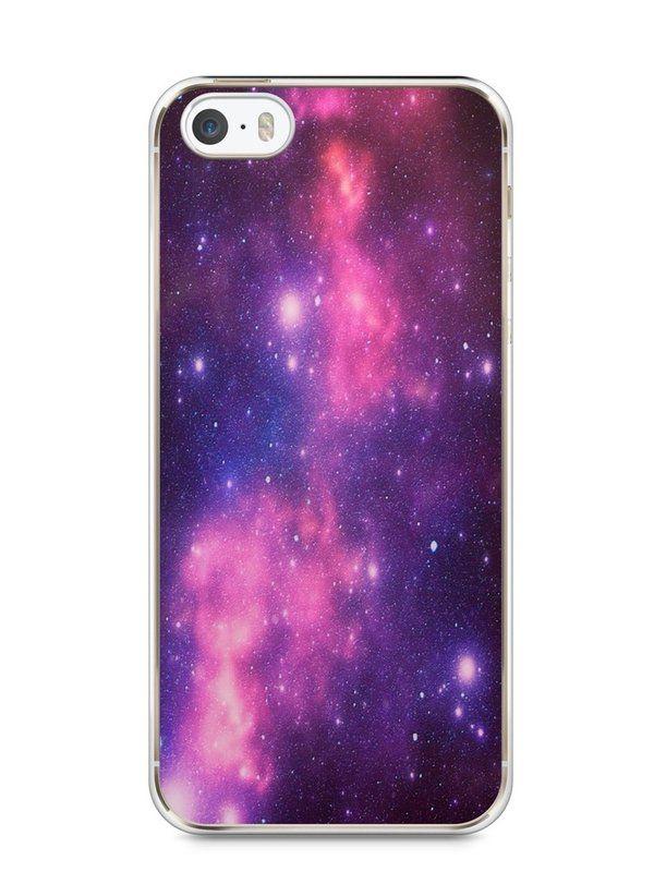 Capa Iphone 5/S Galáxia - SmartCases - Acessórios para celulares e tablets :)                                                                                                                                                                                 Mais