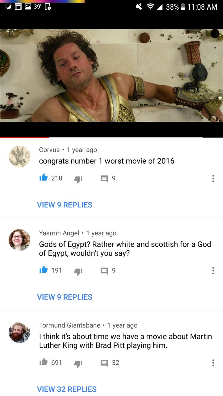 Gods of Egypt Movie - Whitewashing