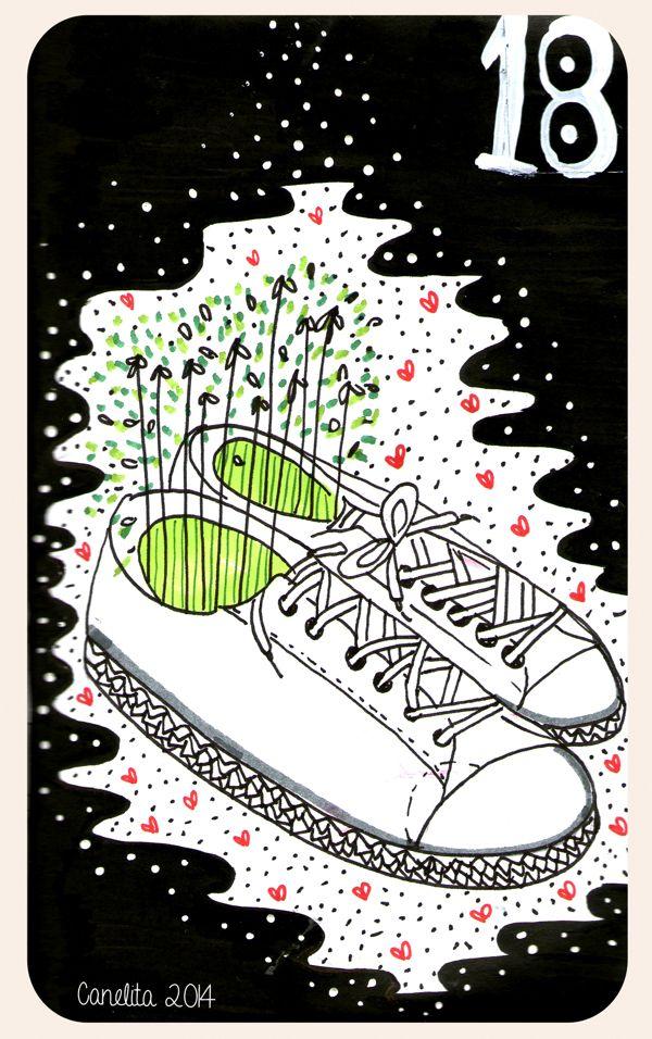 18/01/2014 Nuevos Zapatos , Nuevos Caminos...