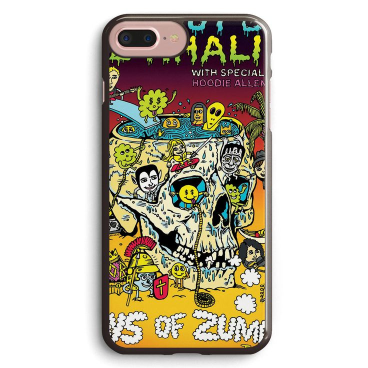 Fall out Boy Featuring Wiz Khalifa Tour 2015 Apple iPhone 7 Plus Case Cover ISVC104