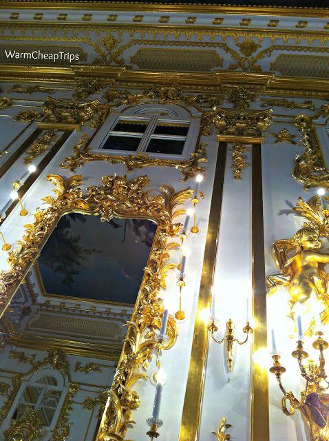 Peterhof, la reggia degli Zar