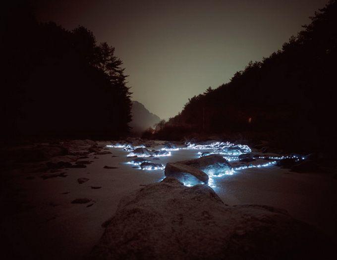 """Starry Night"" by Lee Eunyeol"