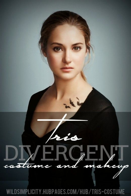How to put together a budget-friendly but realistic Tris costume from the movie Divergent.