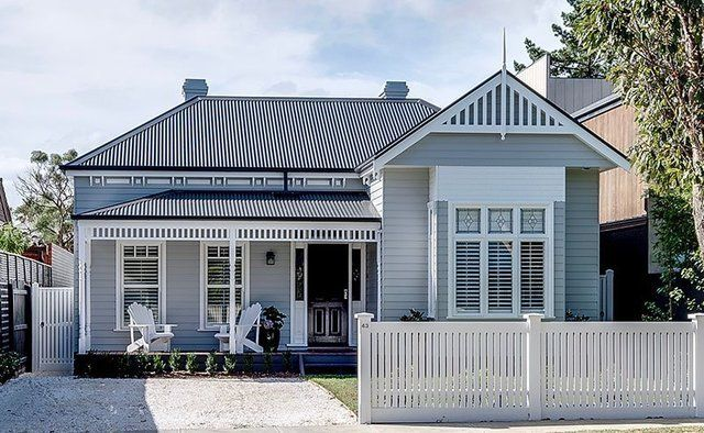 Harkaway Homes - Classic Victorian and Federation Verandah Homes - Gabled Victorian - Pavilion and Homesteads Australia's leading Reproduction Home specialists
