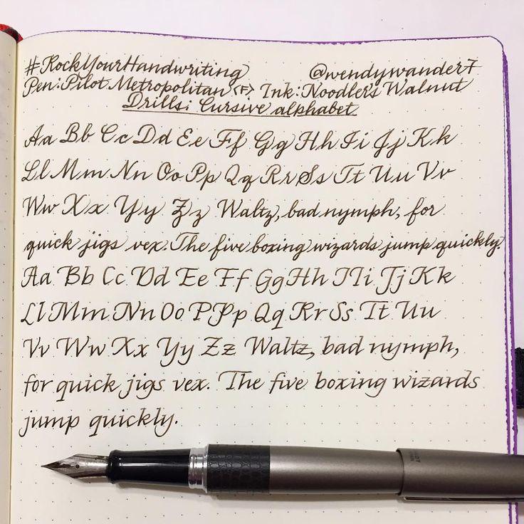 How to Improve Your Handwriting - JetPens.com