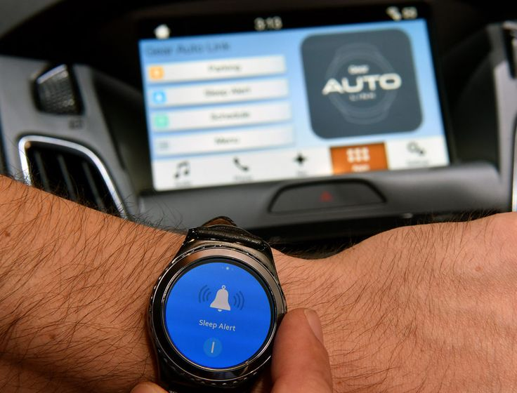 Samsung Gear S2 and Gear S3 Integrate with Ford SYNC using Gear Auto Link