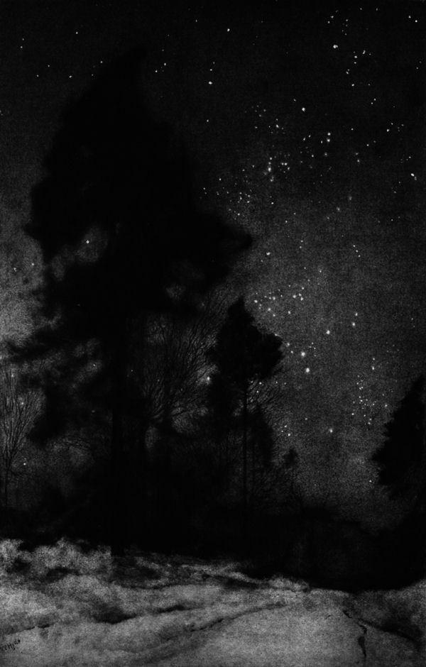 Winter Heavens - William Hyde (1859-1925)