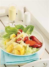 Salad Kentang Saus Mustard