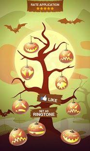 """¿Quieres tener los Ringtones más asustadores del cine en tu ONE TOUCH? Descarga """"Free Scary Halloween Ringtones"""""""