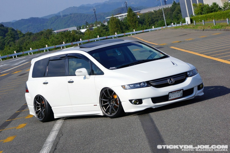 Sick Honda Odyssey!!!