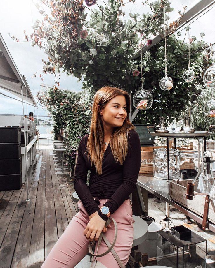 "327 Likes, 13 Comments - Nina Alina den Ruijter 🇳🇱🇵🇱 (@nina.alina) on Instagram: ""Sun, rain, sun, rain... that kinda Sunday 🙄 decide Sweden 🤷🏻♀️☀️💦 #rainyday #sunday #nakdfashion"""