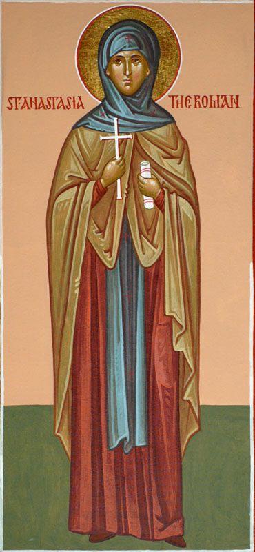St. Anastasia the Roman - October 29