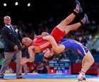 #Ticket  Rio 2016 Olympic Games  Wrestling  GR  WG 03 (x1) Cat. C  Block: 221 Row: F #deals_us