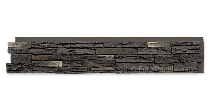 Windsor Slatestone Onyx Panel W 43 1 4 H 8 1 2 1 3 4 Thick Stone Wall Panels Faux Stone Panels Stone Panels