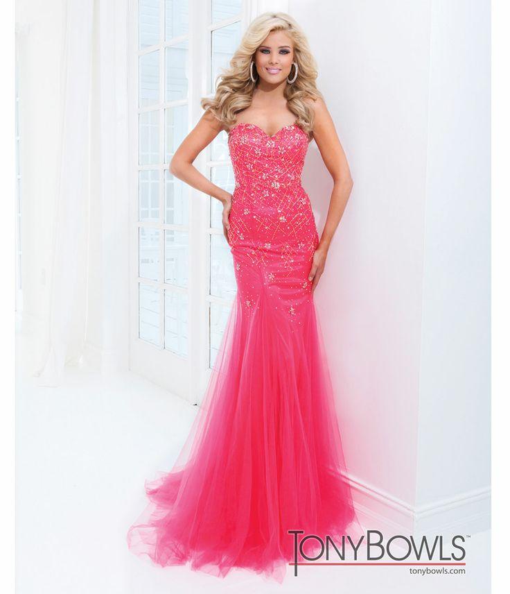 Mejores 108 imágenes de Prom Dresses en Pinterest | Vestidos bonitos ...