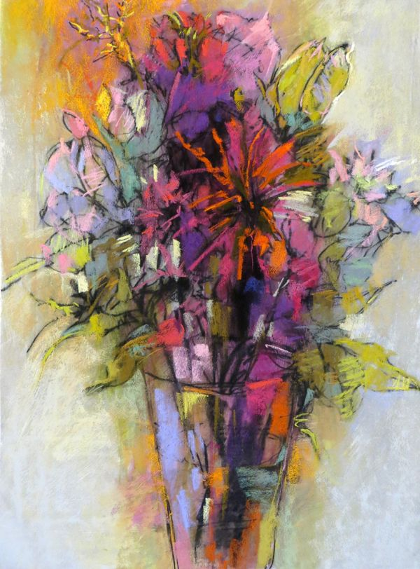 832 best ART: THE FLOWER images on Pinterest | Floral paintings ...