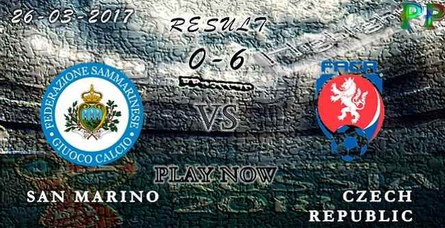 VIDEO San Marino 0 - 6 Czech Republic HIGHLIGHTS 26.03.2017 | PPsoccer