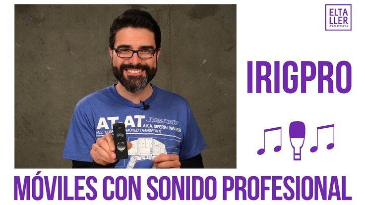 iRig Pro - Graba audio digital en móviles y celulares - Review en español