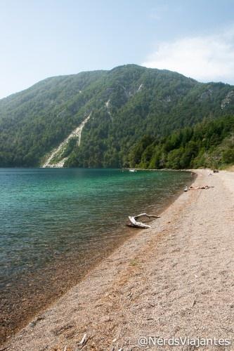 Lago Hermoso - Rota dos Sete Lagos - Bariloche a San Martín de los Andes - Argentina.