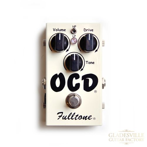 Effect Pedals - Effects by Type - Overdrive Pedals - Page 1 - Guitar Factory Gladesville