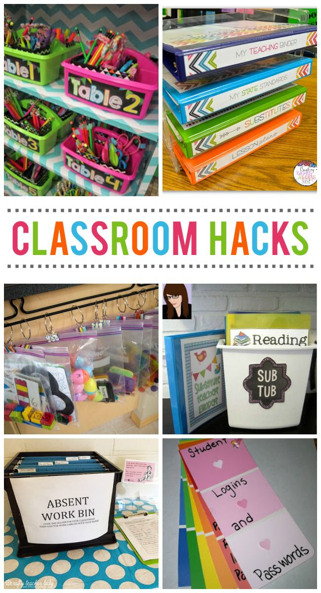 Don't start the school year without these classroom organization hacks -- from reading nooks to supplies kits, these are the best we could find!