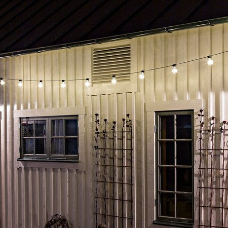Circus Festoon Lights With 10 Warm White LEDs £30