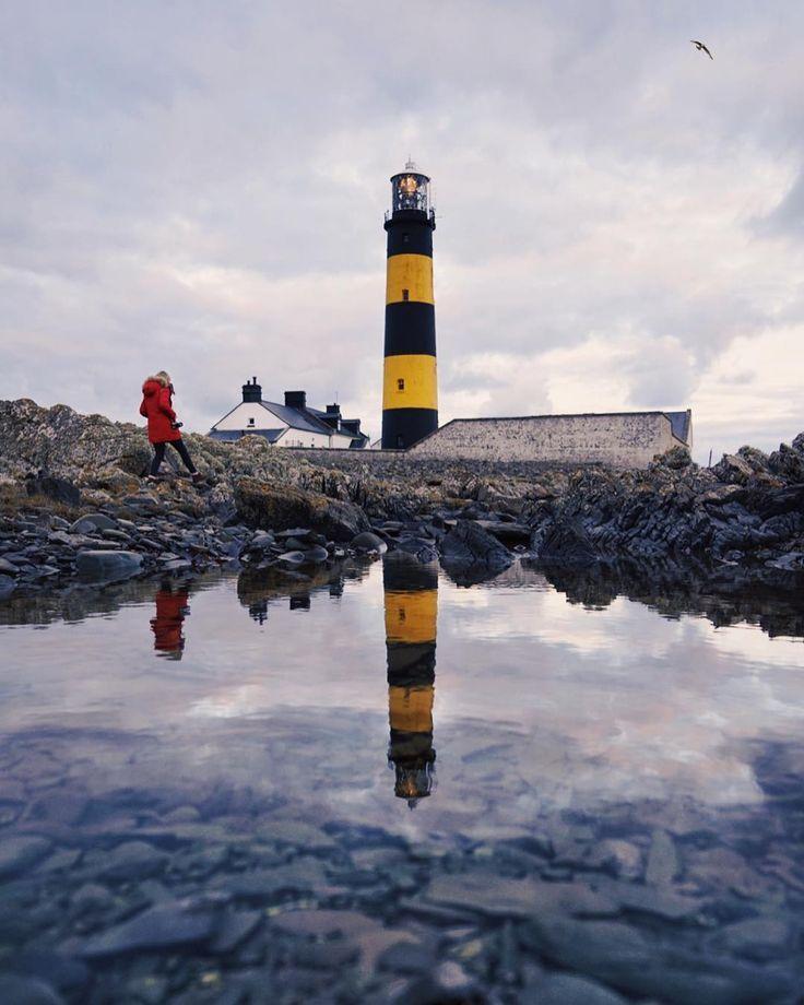 Saint John's Point Lighthouse, Irlande du Nord via @zobolondon / Instagram