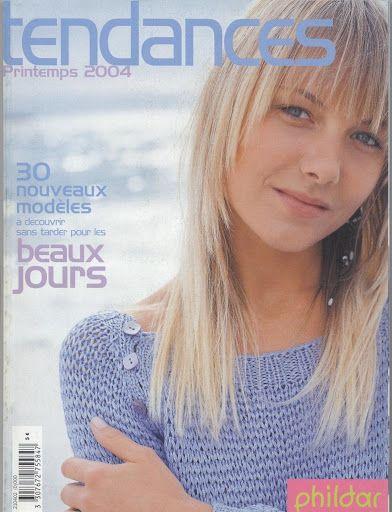 Modèles tricot : Phildar 402 - Ligia Botezatu - Picasa Web Albums