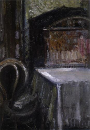Room - Richard Gerstl