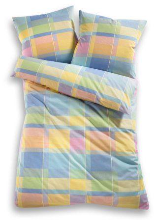 Biancheria da letto «Pascal», bpc living, Colori pastello