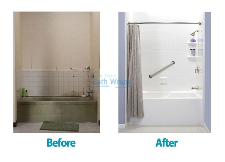 14 best Before and After bathroom remodeling images on Pinterest
