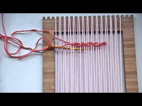 The Weaving Loom - YouTube