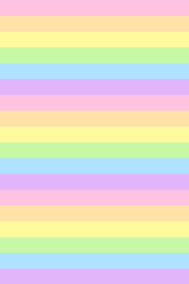 The 25 best rainbow wallpaper ideas on pinterest iphone - Rainbow background pastel ...