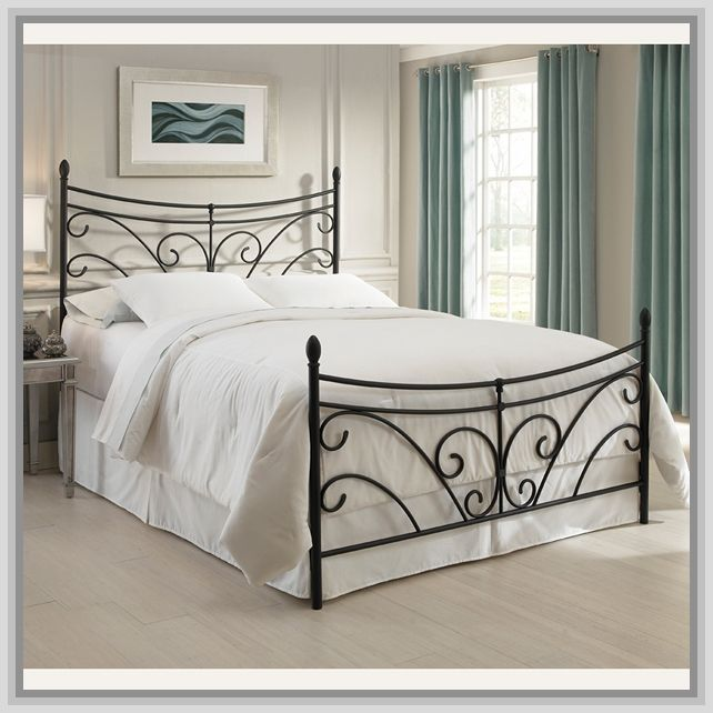 Best 12 Best Wrought Iron Bed Images On Pinterest Rod Iron 400 x 300