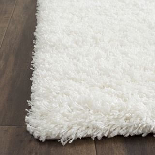 Safavieh California Cozy Plush Milky White Shag Rug By Safavieh