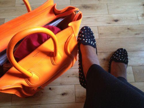 Orange Bag