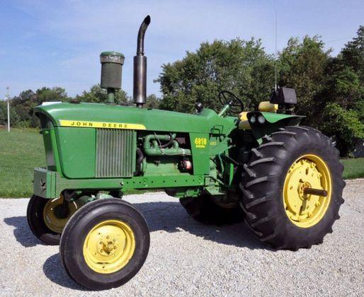 50-Year Old John Deere 4010 Tractors Up 27.3n Value