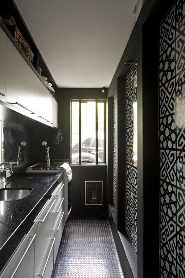 Black Interior design 19