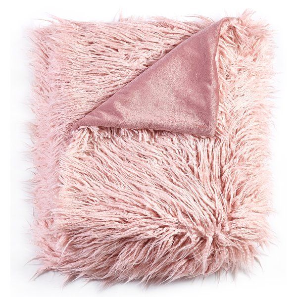 Treat Yourself To Cuddle In This Super Soft Aurellia Mongolian Soft Shaggy Faux Fur Throw This Throw I Faux Fur Throw Blanket Fur Throw Blanket Faux Fur Throw
