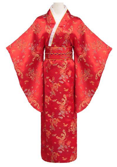 kimono rouge http://www.laciteinterdite.com/kimono-japonais-rouge-pour-femme-c2x16429984