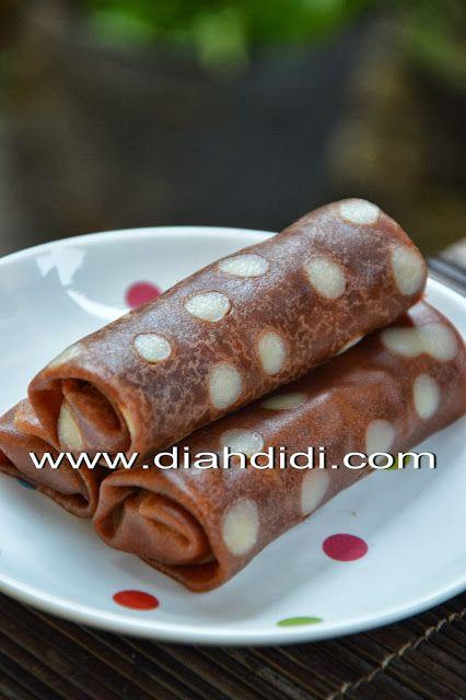 Diah Didi's Kitchen: Crepe Coklat