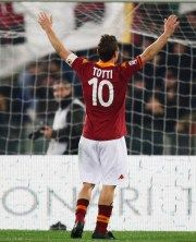 In the form of his life - Totti (37, 'King of Roma')