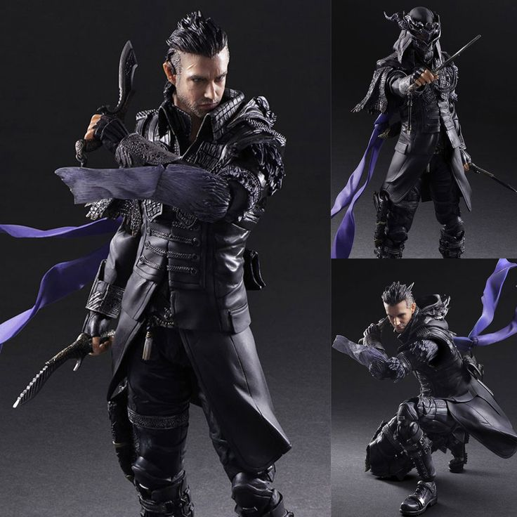 Play Arts Kai Nyx Ulric from Final Fantasy XV: Kingsglaive [PRE-ORDER]  $219 AUD (FREE standard parcel post to anywhere in Australia) Expected release date: Mid August 2017 Pre-order now from: https://www.figurecentral.com.au/products/play-arts-kai-nyx-ulric-from-final-fantasy-xv-kingsglaive-pre-order?variant=31833703617  #playartskai #nyxulric #finalfantasyxv #finalfantasy #figurecentral