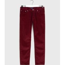 Gant Slim Fit Cord Jeans (Rot) GantGant